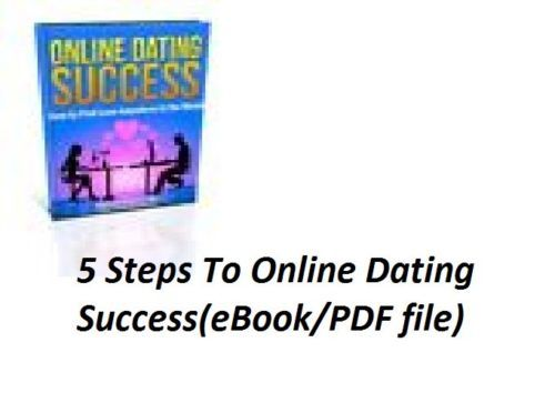 the steps of dating
