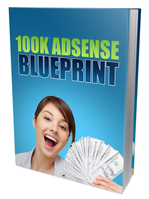 Pay for 100K Google Adsense Blueprint ebook