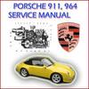 Thumbnail Porsche 911 , 964 Service / Repair Manual