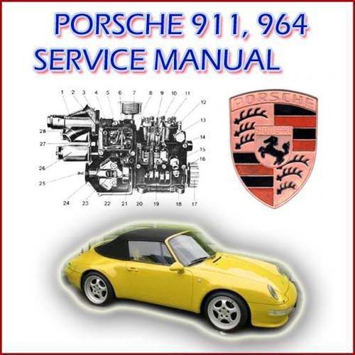 porsche 911 964 service repair manual download. Black Bedroom Furniture Sets. Home Design Ideas
