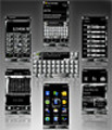 Thumbnail Symbian S60 Theme: Platinum