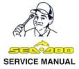 Thumbnail Seadoo 2009 Shop Manual