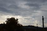 Thumbnail Center of Stuttgart on a cloudy day