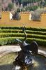 Thumbnail Black Swan fountain at Hohenschwangau Castle, Bavaria