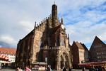 Thumbnail Frauen Kirche or  Church of Our Lady, Gothic architecture