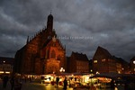 Thumbnail Church of Our Lady at the Hauptmarkt in Nuremberg, night