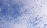 Thumbnail background blue sky with an unique pattern of white clouds