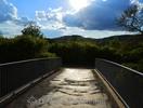 Thumbnail bridge toward a piece of heaven on earth