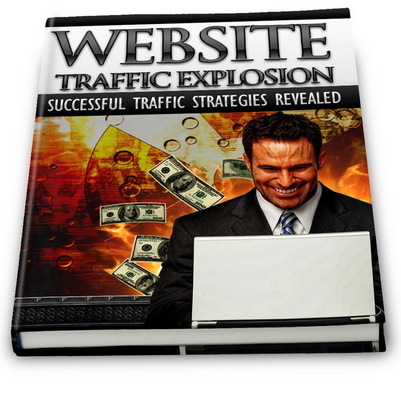 Pay for Website Traffic Explotion (PLR)
