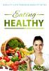 Thumbnail Eating Healthy Ebook