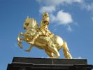 Thumbnail Golden Knight - Goldener Reiter
