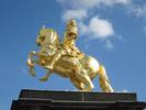 Thumbnail Golden Knight - Goldener Reiter