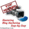 Thumbnail Mastering Blog Marketing Video Training Course