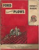 Thumbnail Ford Economy Plows - 1956 Owners Manual