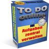 Thumbnail ToDo ONLINE - Aufgaben online verwalten inkl. MRR