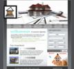 Thumbnail Immobilien Makler Webseite Template HTML Script