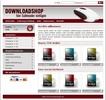 Thumbnail PHP Downloadshop Script mit edlem Top Design