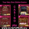 Thumbnail PHP Casino Pro Script - Start your own Online Casino
