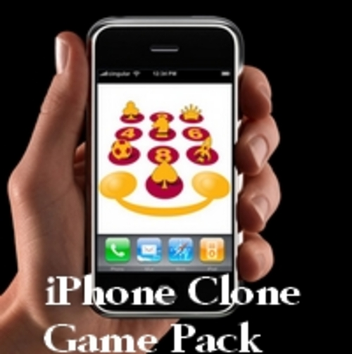 Pay for Game Pack für Cect, SciPhone, CiPhone & mehr!
