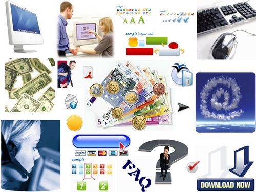 Pay for 6750 WebPage Graphics - Premium Collection 2.0