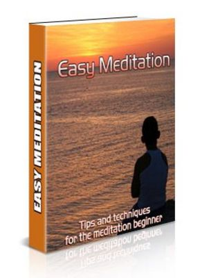 Pay for Easy Meditation Ebook