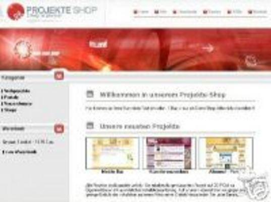 Pay for Download Shop inkl. 30 fertige Webprojekte