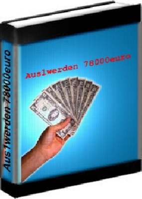 Pay for 1 zu 78000 Euro Marketingplan eBook inkl. HTML Verkaufsseite