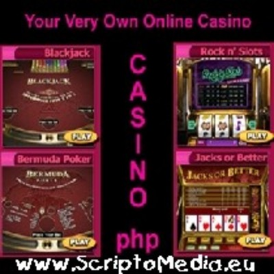 Pay for PHP Casino Pro Script - Start your own Online Casino