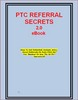 Thumbnail PTC Referral Secrets eBook