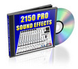 Thumbnail 2150 Pro Sound Effects