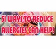 Thumbnail ebook on Allergies tips