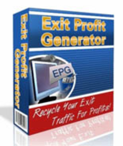 Pay for Exit Profit Generator V2