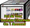 Thumbnail How To Put All Youtube Channels on 1 account video