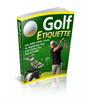 Thumbnail Golf Etiquette