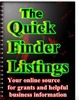 Thumbnail The Quick Finder Listings