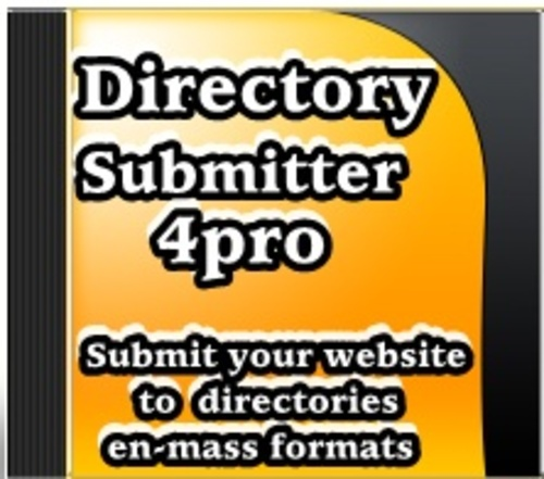 Pay for Directory Submitter 4pro