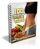 Thumbnail 100 Diet Tips PDF eBook Master Resell Rights