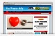 Thumbnail Blood Pressure Niche Blog