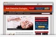 Thumbnail Debt Elimination Niche Blog