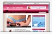 Thumbnail Lose Cellulite Niche Blog