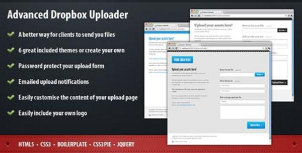 Pay for Advanced Dropbox Uploader