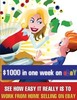 Thumbnail Earn $1000 in One Week on eBay Ebook or CD + Resell Rights