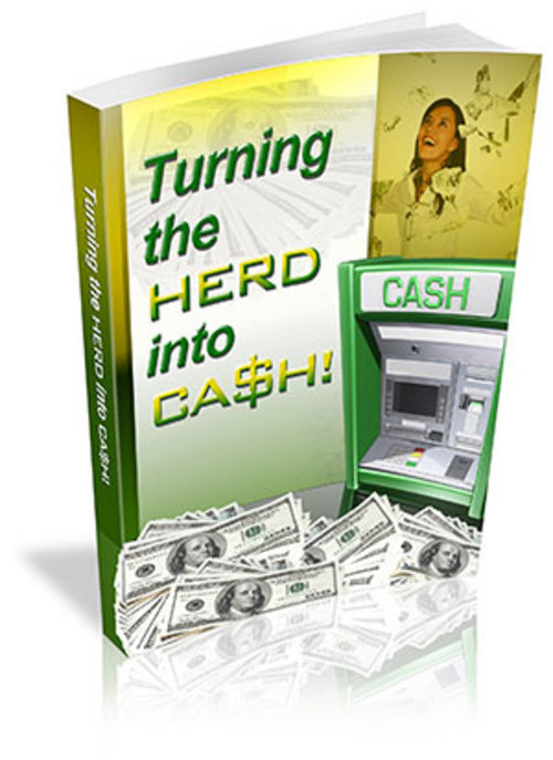 Pay for Turning The Herd Into Cash
