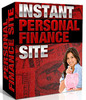 Thumbnail INSTANT PERSONAL FINANCE SITE WITH MASTER RESELL RIGHTS