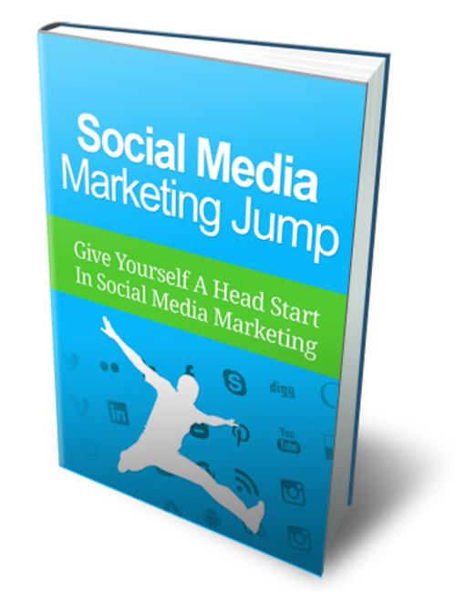 Pay for SOCIAL MEDIA MARKETING JUMP