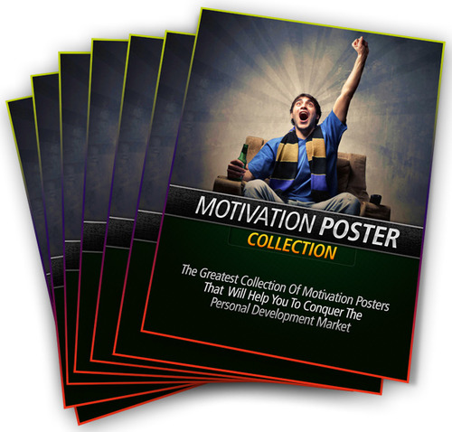 Pay for THE MOTIVATIONAL POSTER COLLECTION