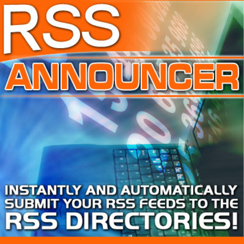 Pay for RSS SUBMITTER Rss-Announcer