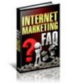 Thumbnail Internet Marketing FAQ - Ebook