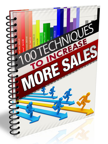 Thumbnail 100 TechIncrease Sales