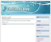 Thumbnail 12 Xmas Wordpress Themes